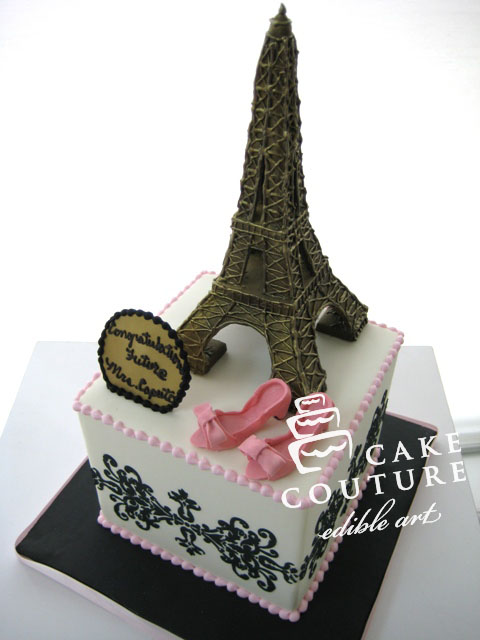 Edible Art Cake Recipe : Cake Couture - edible art - Latest Creations