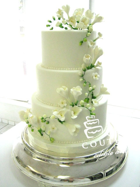 Photo Cake Images Edible : Cake Couture - edible art - Wedding Gallery I