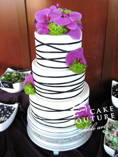 Edible Art Cake Recipe : Cake Couture - edible art - Wedding Gallery I