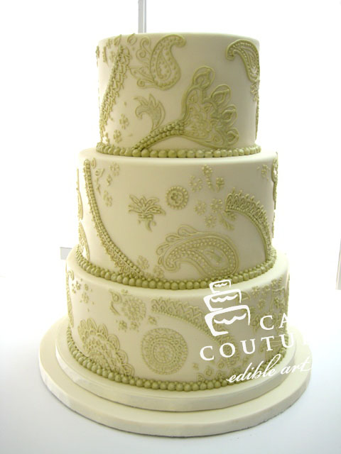 Cake Couture - edible art - Wedding Gallery II